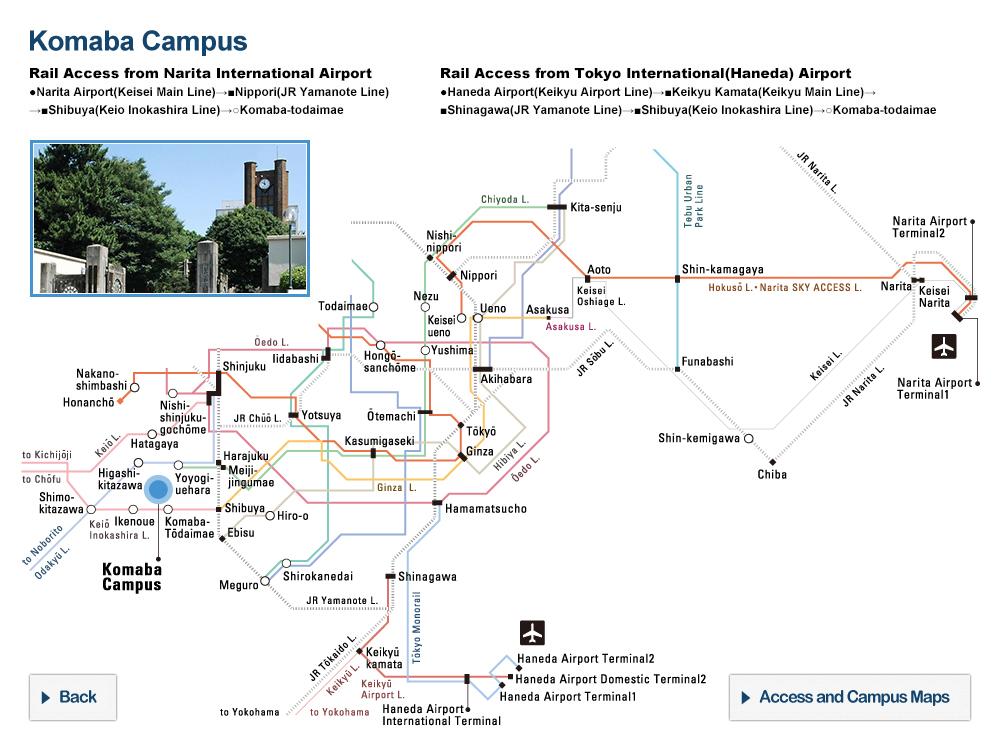 Komaba Campus