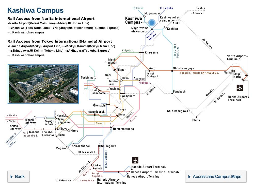 Kashiwa Campus